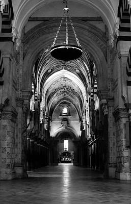 Photograph - Mosque Cathedral Of Cordoba 5 by Andrea Mazzocchetti