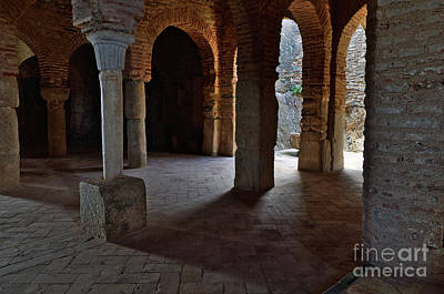 European Church Photograph - Mosque Of Almonaster. Andalucia, Spain by Angelo DeVal