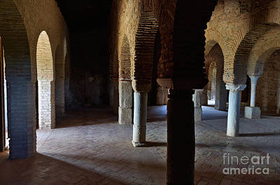 Photograph - Mosque Of Almonaster In Huelva. Spain by Angelo DeVal