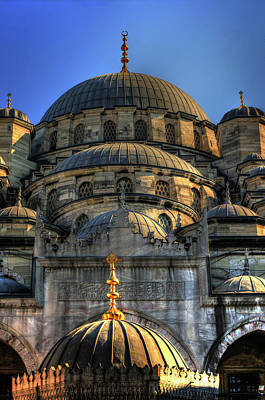 Photograph - Mosque by Tom Prendergast