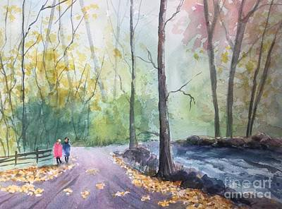 Painting - Mosquito Creek by Yohana Knobloch