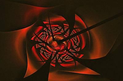 Digital Art - Mosquito Death-5 by Doug Morgan
