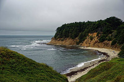 Photograph - Moss Beach by Peter Ponzio