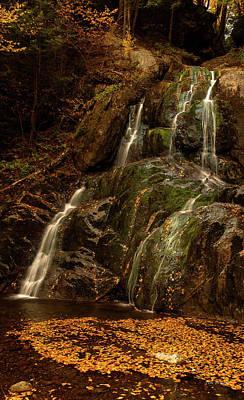 Photograph - Moss Glen Falls-granville Vermont by Tim Bryan