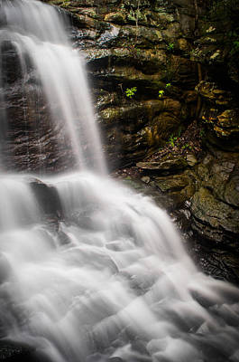 Photograph - Moss Rock Preserve High Falls by Shelby Young