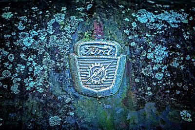 Photograph - Mossy Ford  by Rod Kaye