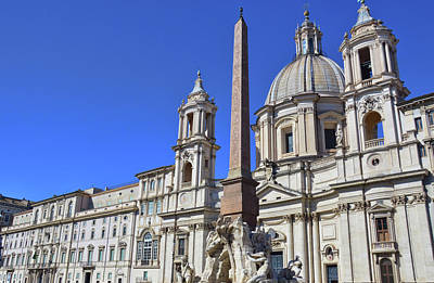 Photograph - Most Beautiful Piazza by JAMART Photography
