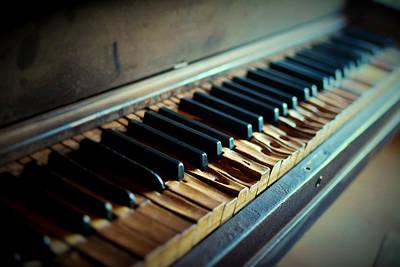 Photograph - Most Loved Piano by Eliaichi Kimaro