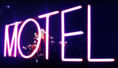 Photograph - Motel by Dietmar Scherf