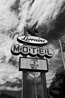 Photograph - Motel Lorraine by Avril Christophe