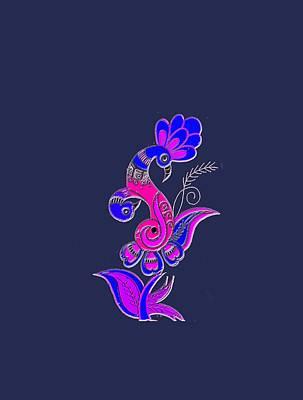 Digital Art - Mother  by Asok Mukhopadhyay