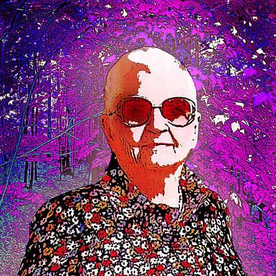 Mother Mary Digital Art - Mother In Law by Nilla Haluska