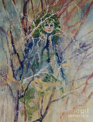 Painting - Mother Nature by Anne Buffington