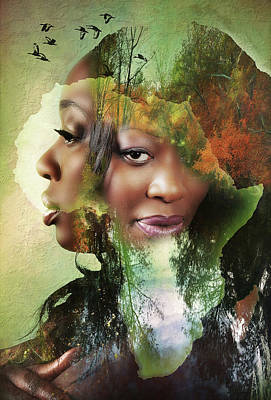 Photograph - Mother Nature by Reynaldo Williams