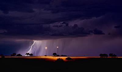 Photograph - Mother Nature Strikes  by Saija  Lehtonen