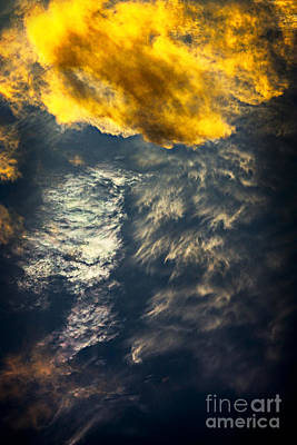 Just Desserts - Mother Natures Abstract 180 by Steve Crompton