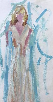 Painting - Mother Of The Bride 2 by Carol Berning