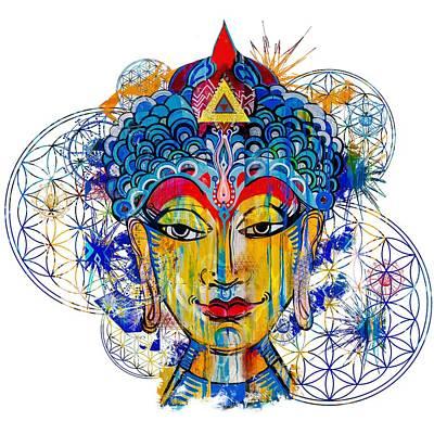 Mixed Media - Mother Of Ton Sai  by Daniel De Blasio