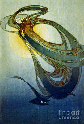 Mother West Wind 1920 Art Print by Padre Art