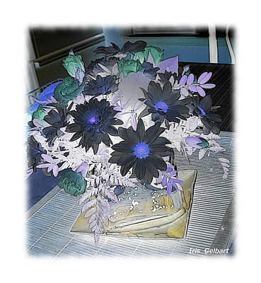 Digital Art - Mother's Day Flowers by Iris Gelbart