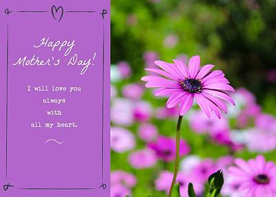 Mother's Day Love Art Print