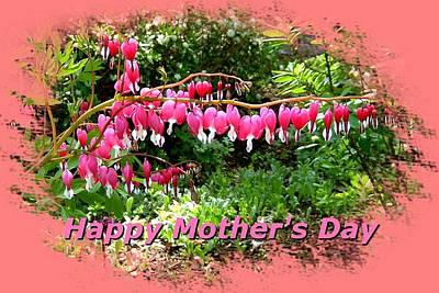 Digital Art - Mother's Day by Max DeBeeson