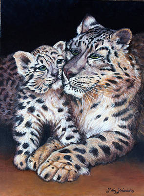 Painting - Mother's Love by Kelly Pedersen