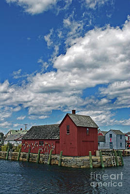Rockport Ma Photograph - Motif No. 1 by Skip Willits