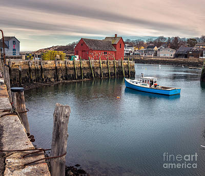 Rockport Ma Photograph - Motif Number 1 by Scott Thorp