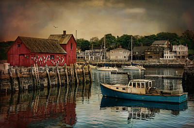 Motif Number One Art Print