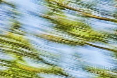 Photograph - Motion Blur by Steven Parker