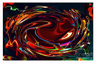 Photograph - Motion IIi by Jim Fitzpatrick