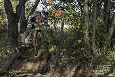 Sports Royalty-Free and Rights-Managed Images - Motocross_10 by Alex Millar