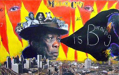 Motor City Is Burning Original