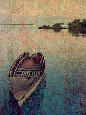 Photograph - Motorboat by Charles McKelroy