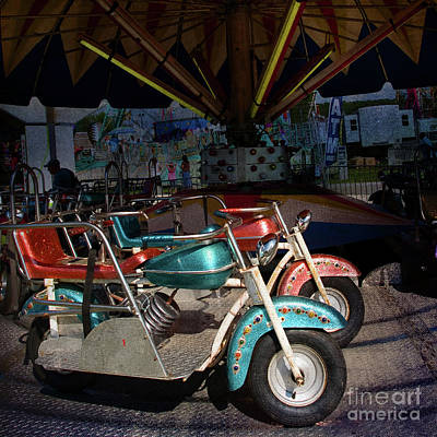 Photograph - Motorcycle Ride by Dorothy Lee