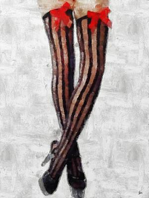 Moulin Rouge - Legs Original