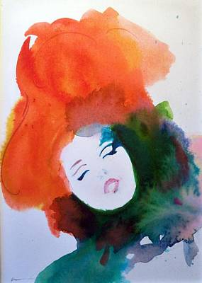 Moulin Rouge Art Print by Ed  Heaton