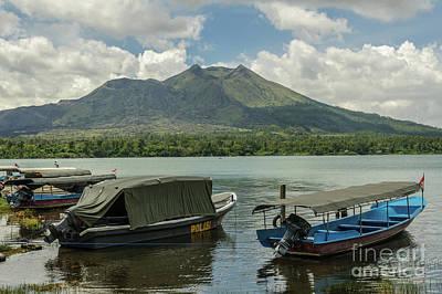 Photograph - Mount Batur 2 by Werner Padarin