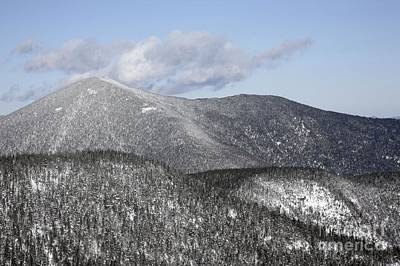Mount Carrigain - White Mountains New Hampshire Usa Print by Erin Paul Donovan