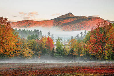 Photograph - Mount Chocorua by Robert Clifford