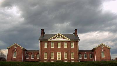 Photograph - Mount Clare Mansion by Joseph Skompski