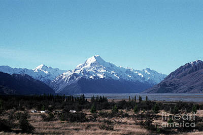 Photograph - Mount Cook 01 by Rick Piper Photography