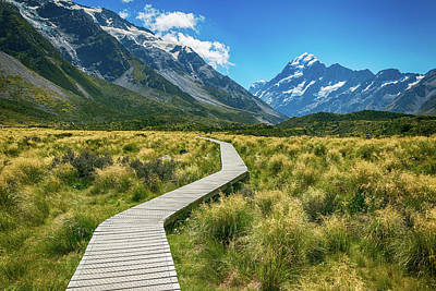 Photograph - Mount Cook by Martin Capek
