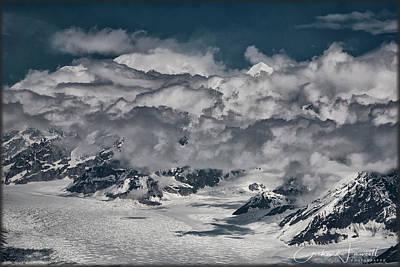 Photograph - Mount Denali by Erika Fawcett