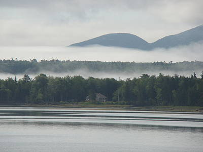 Photograph - Mount Desert Island by Yvonne Breen