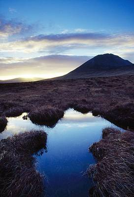 Mount Errigal, County Donegal, Ireland Print by Gareth McCormack