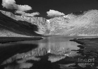 Photograph - Mount Evans by David Bearden