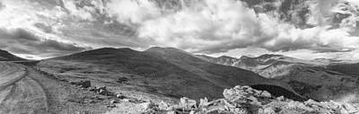 Photograph - Mount Evans Vista No. 1 by Lynn Palmer