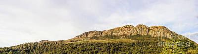 Mountain Royalty-Free and Rights-Managed Images - Mount Farrell Regional Reserve in Western Tasmania by Jorgo Photography - Wall Art Gallery